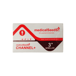 MEDICAL SEEDS – Channel+ fem x3