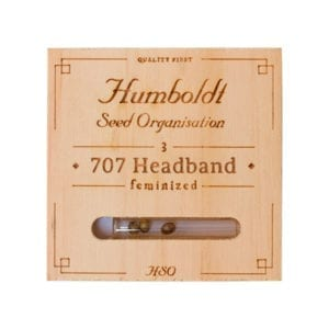 HUMBOLDT SEEDS – 707 Headband