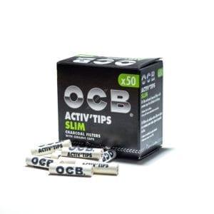 OCB Filtros de carbón activado