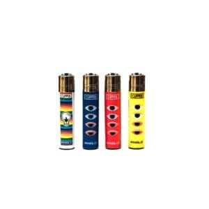 Encendedor Clipper: EnVolighter 4pack