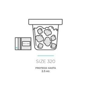 Boveda Size 320 62%