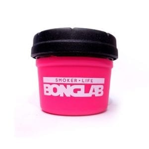 Bonglab Re: Stash Jar 4 Oz Rosado