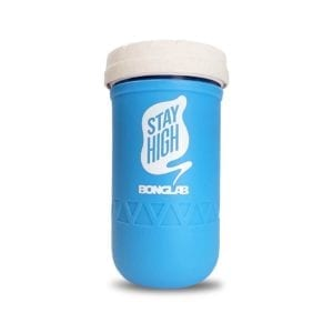 Bonglab Re: Stash Jar 12 Oz Celeste
