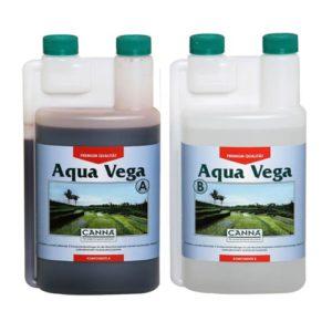 CANNA – Aqua Vega A+B  1 lt