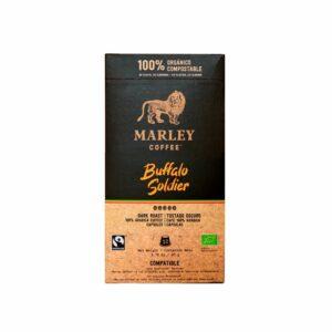 MARLEY COFFEE – Cápsula Buffalo Soldier Nespresso compatible